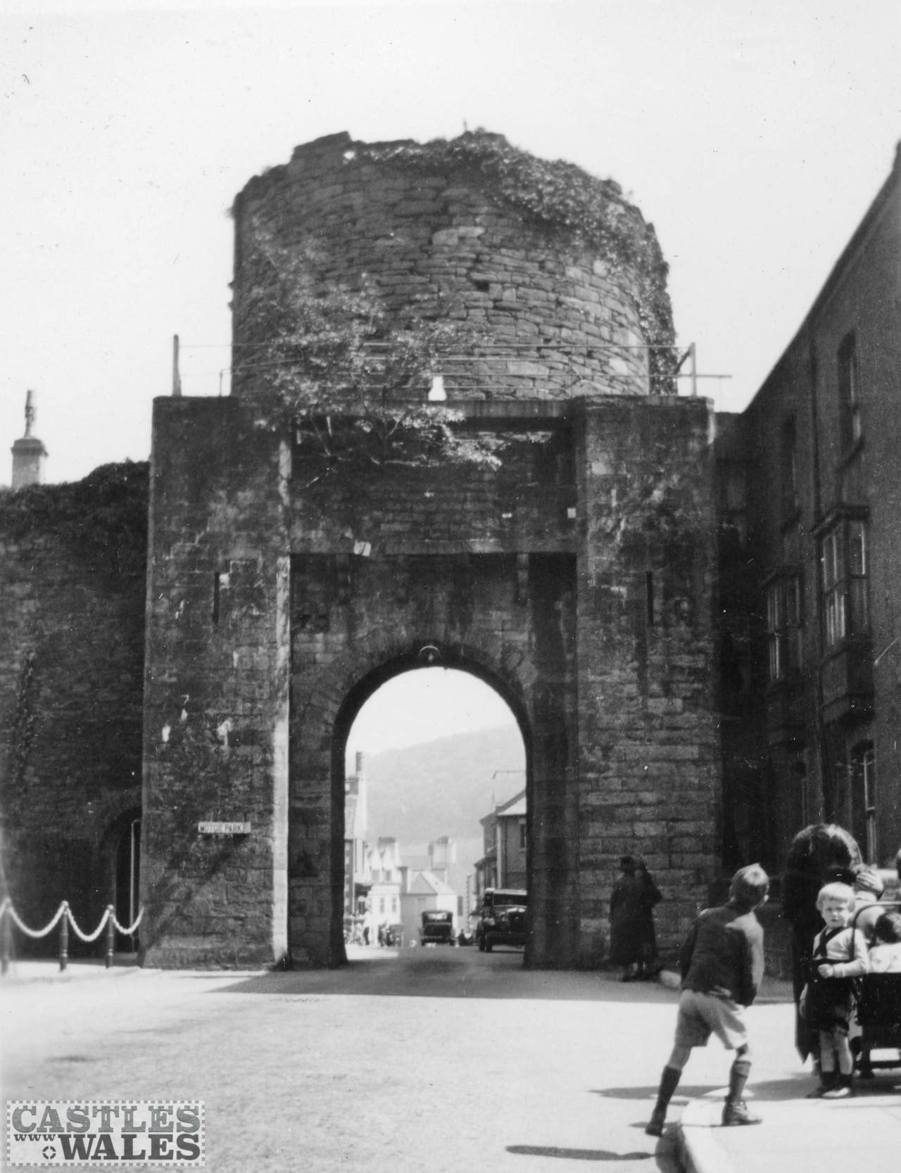 Conwy in 1935