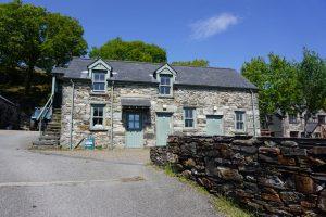 Farmhouse by Dolwyddelan Castle