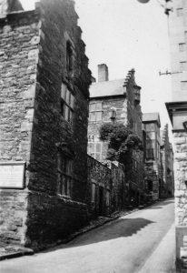 Plas Mawr, Conwy in 1935